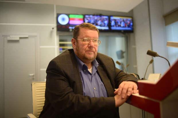 Евгений Сатановский: Полезно мировым бизнес-грандам нервы периодически щекотать