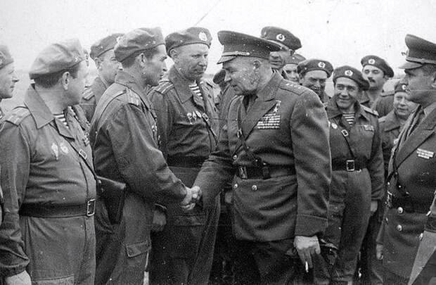 Василий Маргелов: как «отец» советских десантников командовал дисбатом