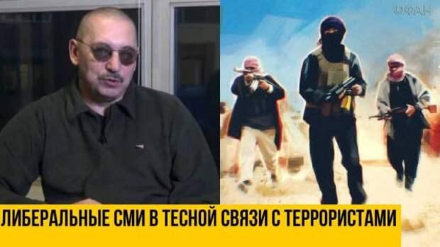 Связь боевиков с либеральными СМИ ставит под угрозу жизни российских военных