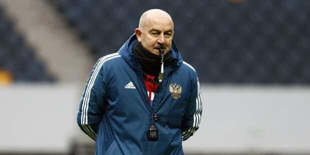 Черчесов покидает пост главного тренера сборной