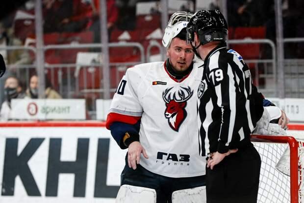 «Мой Нижний»: вратарь хоккейного клуба «Торпедо» Андрей Тихомиров