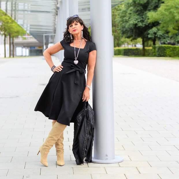 Деловой стиль для женщин 40-50 лет осень 2020: элегантные и роскошные луки (+17 фото)