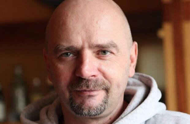 Польский журналист Мачей Вишнёвски