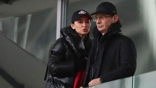 Жена Федуна вышла из совета директоров «Спартака». Она не согласна с выбором нового тренера и трансферными планами