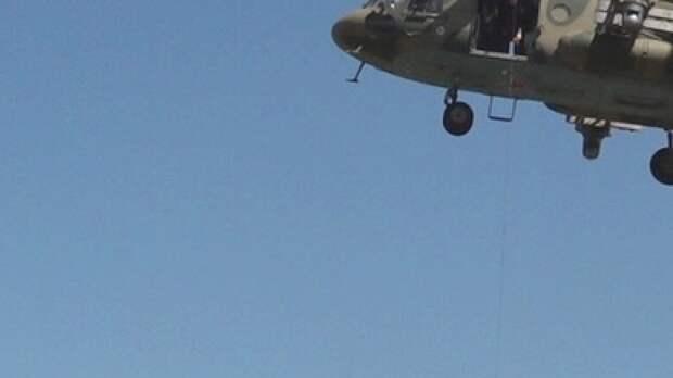 Вертолет Ми-8 исчез с радаров на Камчатке