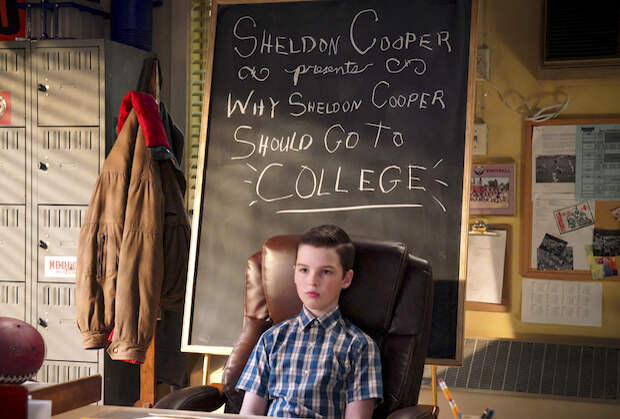 Young Sheldon EP Weighs In on College-Bound Sheldon, Reveals How His Adult Counterpart Would Handle Quarantine