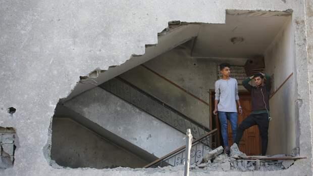 Из-за обстрелов в секторе Газа перестали работать все школы