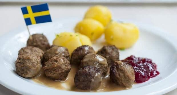 Теперь вы можете сделать знаменитые шведские фрикадельки ИКЕА в домашних условиях