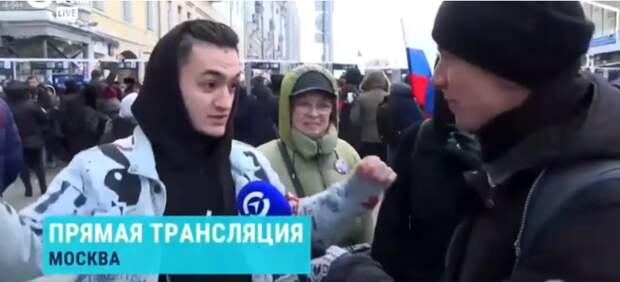 Немцов вчера же умер, да?