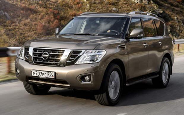 Nissan Patrol ушел из России, производство седана Sentra приостановлено