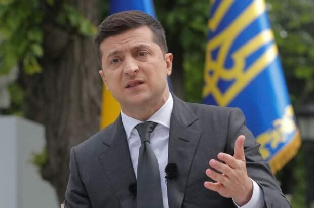 Киев анонсировал телефонный разговор Зеленского и Байдена