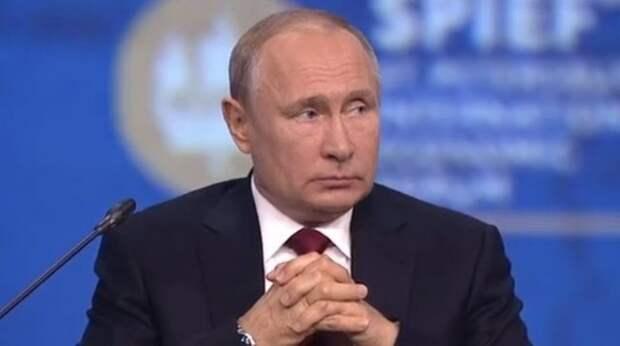 """Заявление Путина о проекте """"Северный поток-2"""" стало сюрпризом"""
