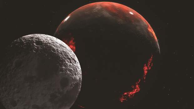 В небе на этой неделе будет видно шесть планет и убывающую Луну Охотника