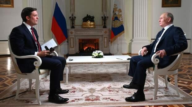 NBC не смог перевести поговорку Путина