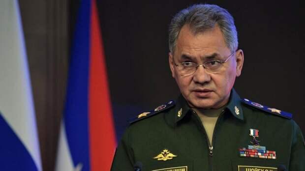 Шойгу объявил о завершении внезапной проверки войск у южных границ РФ