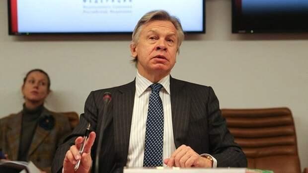 Сенатор Пушков усомнился в серьезности новой версии Праги о взрывах во Врбетице