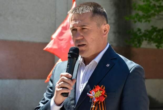 Состоялось торжественное закрытие патриотической акции Вахта Памяти – «Пост № 1»