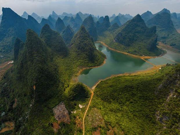 Самые впечатляющие заповедные территории мира