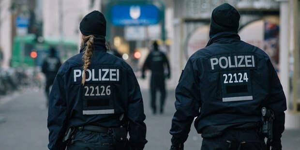 В центре Берлина произошла стрельба в одном из магазинов