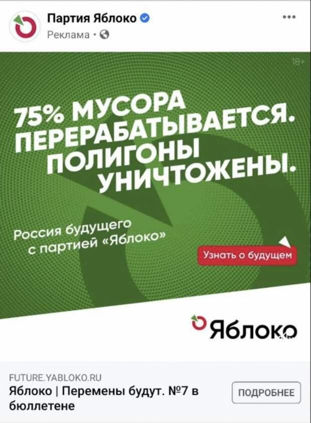 Вся суть предвыборной политической рекламы всяких паразитов