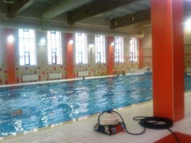 Под Пензой 20 детей отравились хлором в бассейне