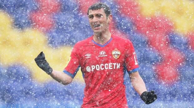 Дзагоев вернулся к полноценным тренировкам в общей группе