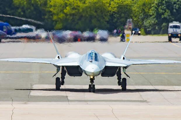 В США назвали главные достоинства Су-57