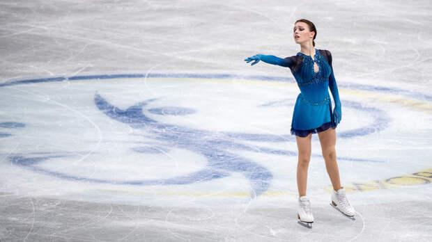 Победа под звуки гимна: российские фигуристы выиграли командный чемпионат мира в Осаке