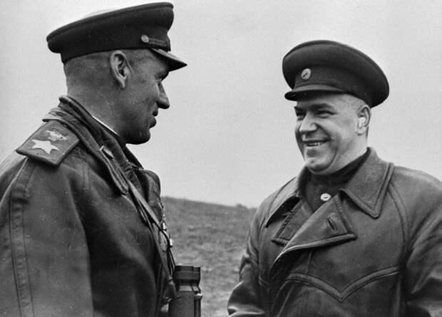 Лучший полководец Великой Отечественной