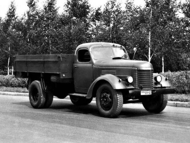 Самый новаторский грузовик СССР