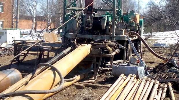 В районе рязанского Лесопарка строят канализационный коллектор