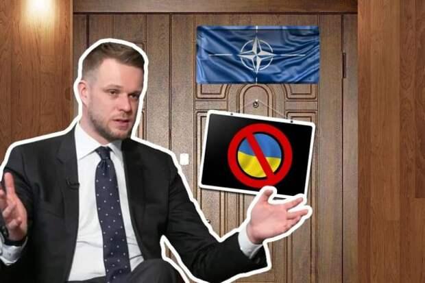 Литва передумала просить НАТО принять Украину
