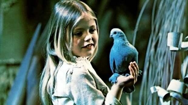 Как сложилась судьба девочки сыгравшей Митиль в сказке «Синяя птица»
