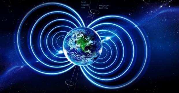 """Магнитное поле Земли """"сломалось"""" 42 тысячи лет назад, изменив климат"""