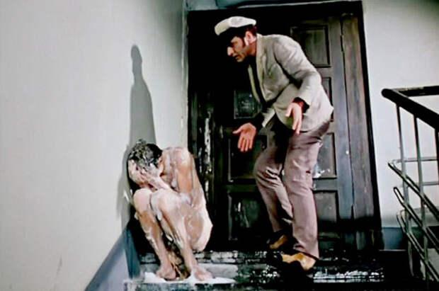 Игорь Ясулович и Арчил Гомиашвили, «12 стульев» (1971).