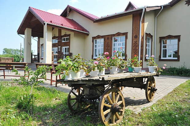 Бураново и Сеп в Удмуртии могут попасть в список самых красивых деревень России