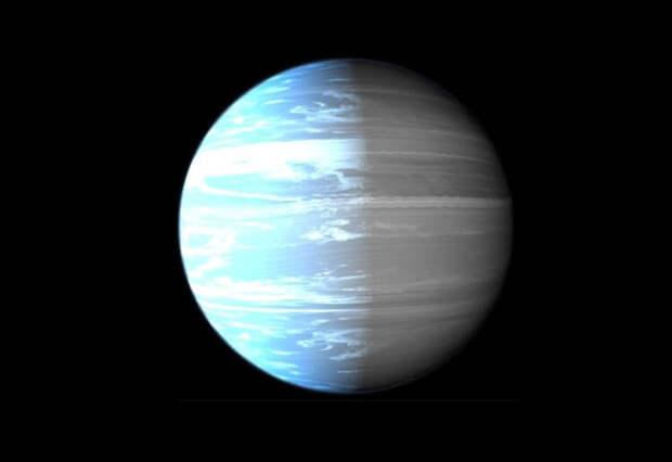 Чем астрономов привлекла экзопланета WASP-76b