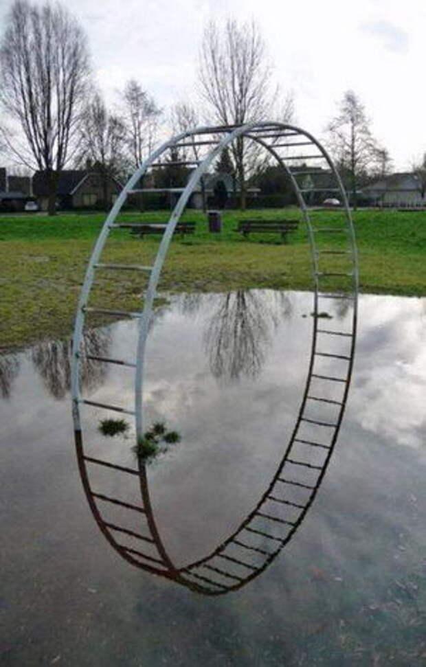 круговая лесенка