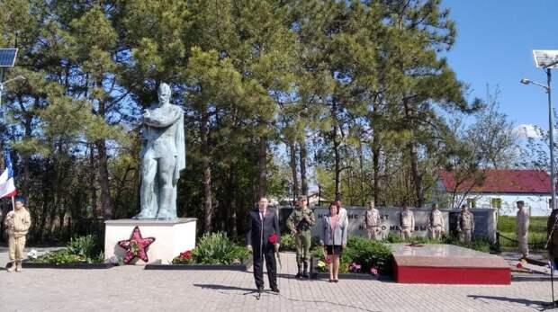 В Красноперекопском районе прошли праздничные торжества, посвященные Великой Победе