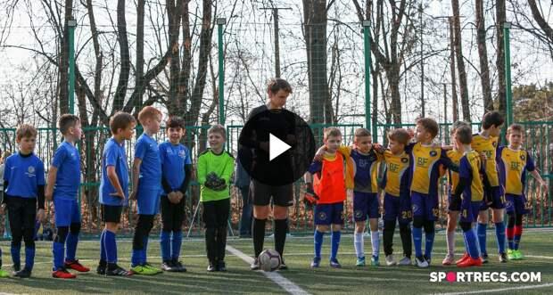 2012 ФК Супер Нова - Академия Интер. Обзор игры. Все голы