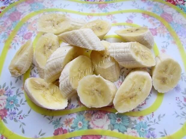 Спиртные напитки. Коктейль с мороженым «Baileys Banana»