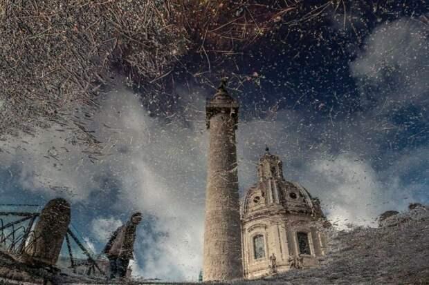 """Пейзажи """"вечного города"""" Рима"""