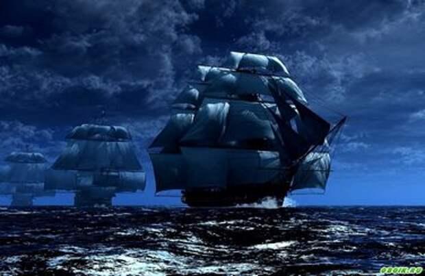Что собой представлял Русский флот, безжалостно уничтоженный Петром