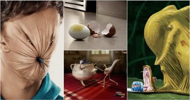 20 примеров действительно шедевральной рекламы