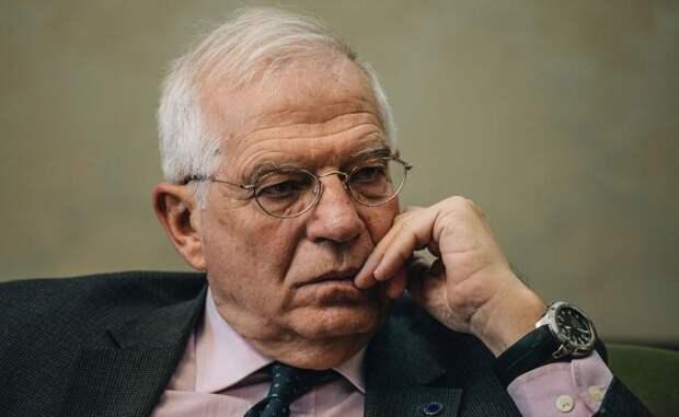 Боррель: ЕСнужно определяться, что дальше делать сРоссией?