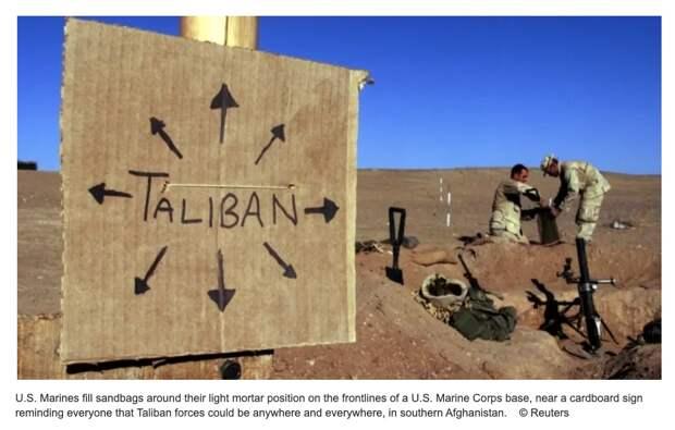 О новой роли Турции в Афганистане