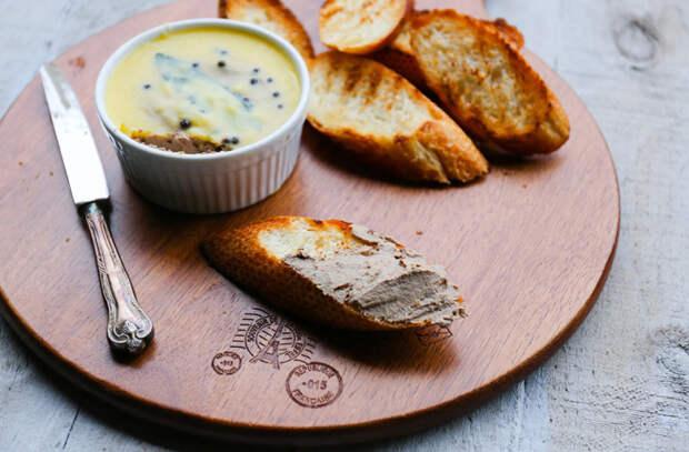 Вкуснейшие закуски, которые придумали французы
