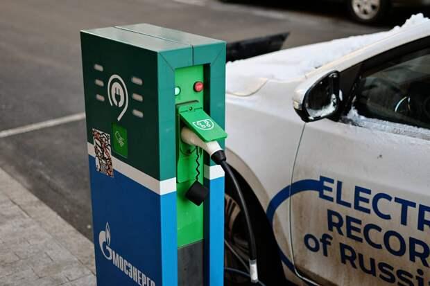 Спрос на электромобили в РФ увеличится в разы к 2030 году — эксперты PwC