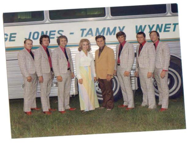 george jones and tammy