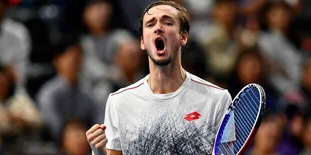Даниил Медведев назвал прошлый сезон лучшим в карьере
